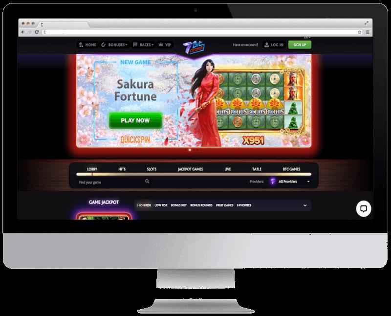 7bit casino bitcoin casino games