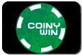 Coinywin Casino 100% Welcome Bonus