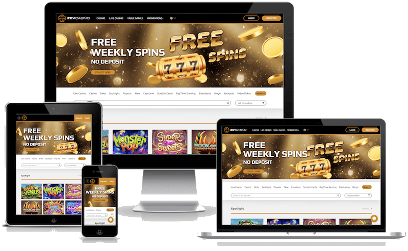zev bitcoin casino mobile
