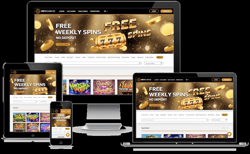 zev bitcoin casino mobile