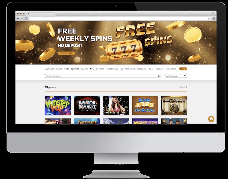 zev bitcoin casino games